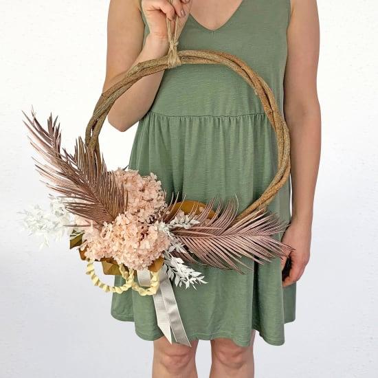 Dried Flower Wreath - Standard