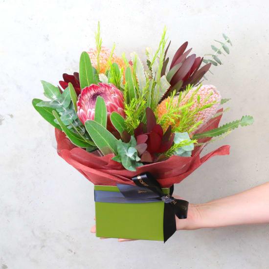 Wildflower Posy Box - Standard