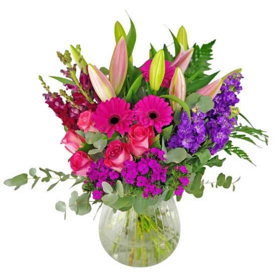 Vivacious Vase - Standard