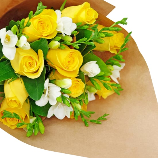 Roses and Freesias - Standard