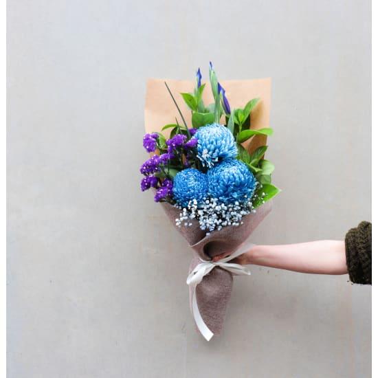 Indigo Bouquet - Standard