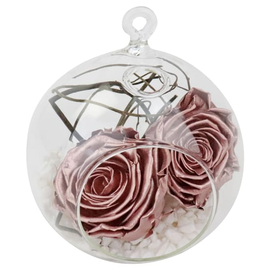 Preserved Rose Gold Orb - Deluxe