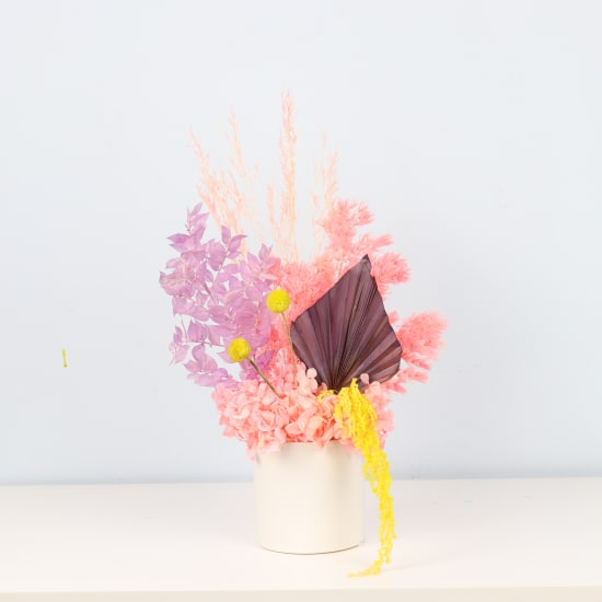 Summer Berries Dried Flowers - Standard