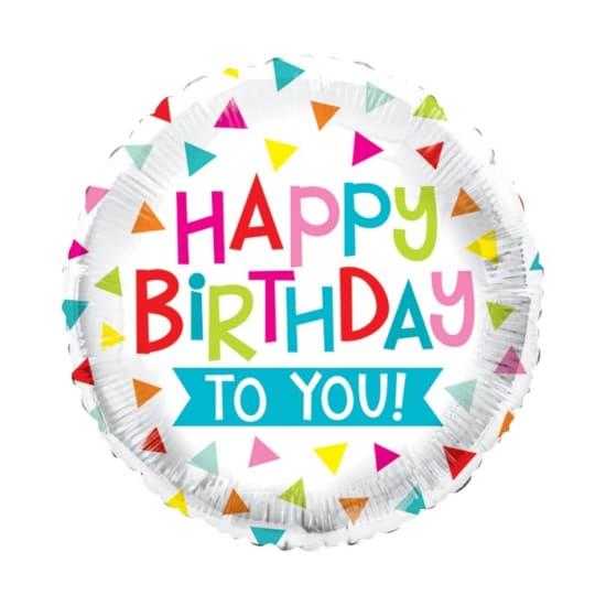 Happy Birthday To You! - Standard