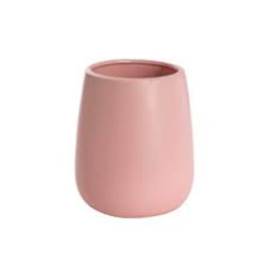Ceramic Pink Pot 15x18CM - Standard