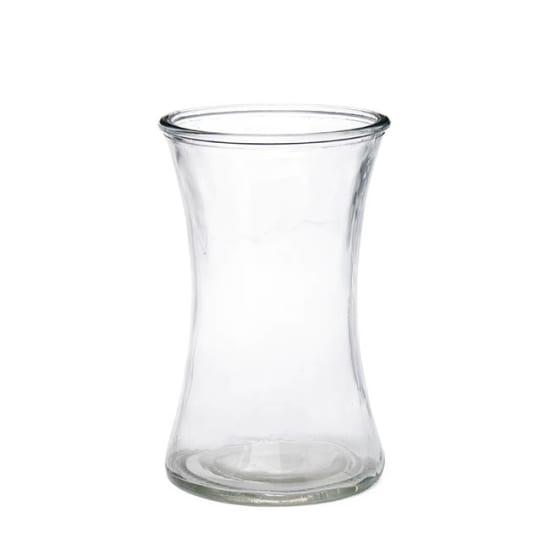 Glass Concaved Vase 11x 20cm - Standard