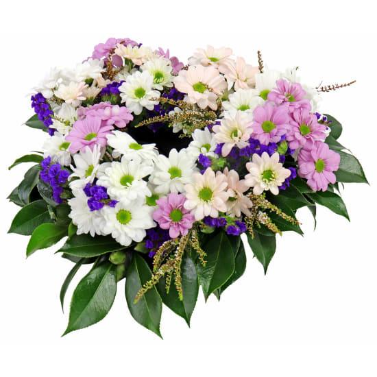 Sweet Heart Wreath - Standard