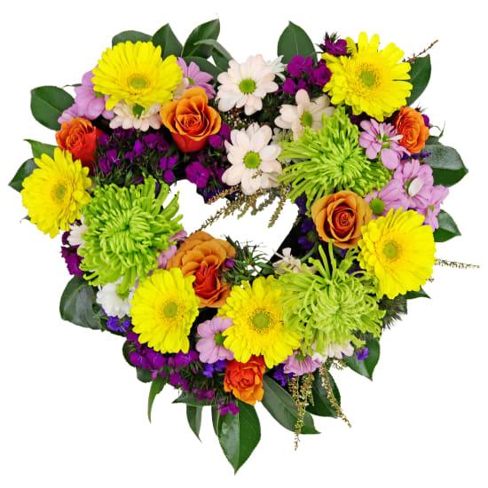 Happy Memories Wreath - Standard