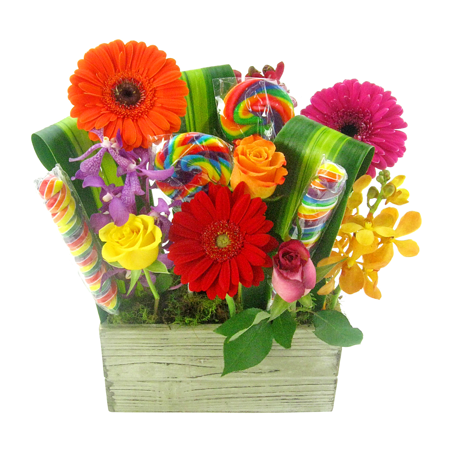 Create-A-Bouquet - Customised Flower Arrangements Picked by You