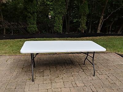 6Ft Banquet Tables