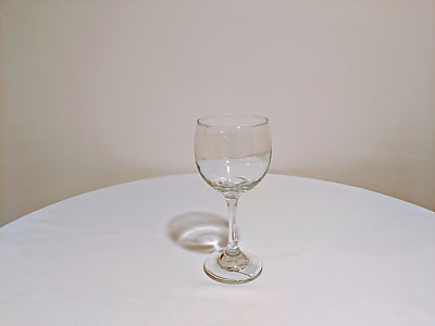 Classic Clear Glass Red Wine Glasses, 13.5 oz.