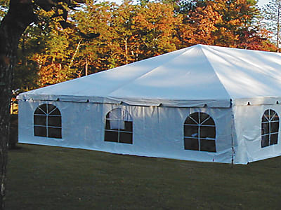 Cathedral Tent Sidewalls