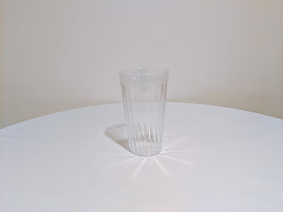 Brand-Name Glass Plastic Cup