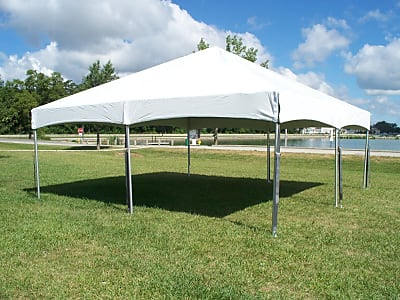20 x 20 Classic Frame Tent