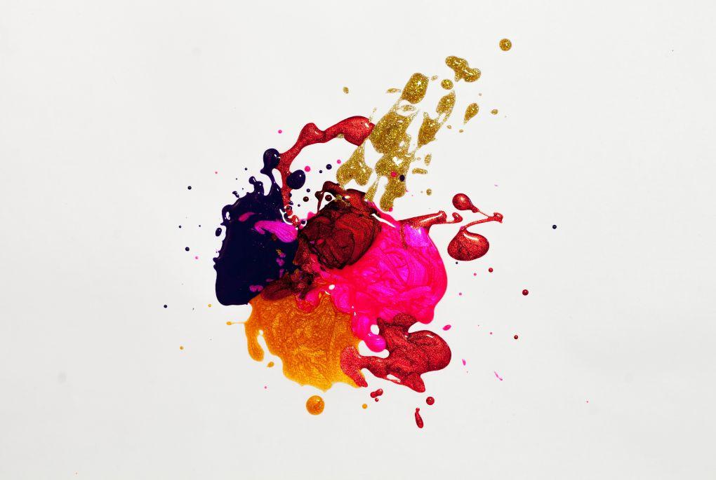Acrylic Flow Painting Techniques Fluid Art Projects