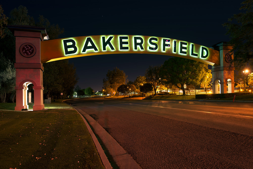 Hero photograph of Meadows Field Airport BFL in Bakersfield CA