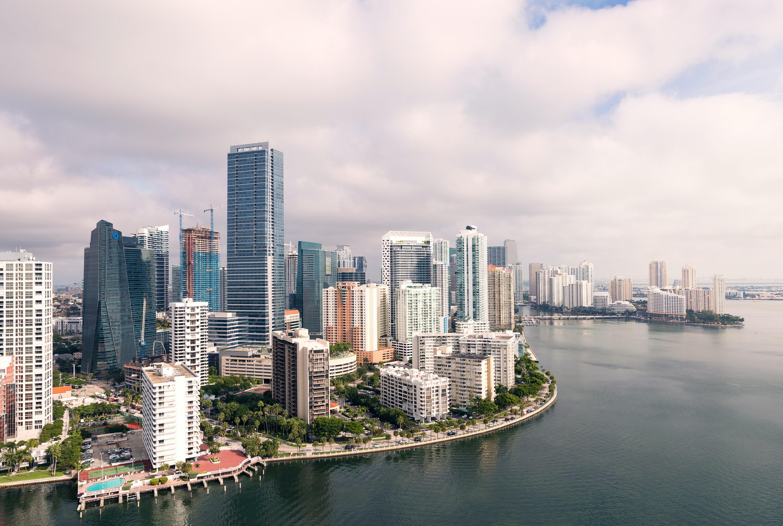 Hero photograph of Miami-Opa Locka Executive Airport OPF in Miami FL