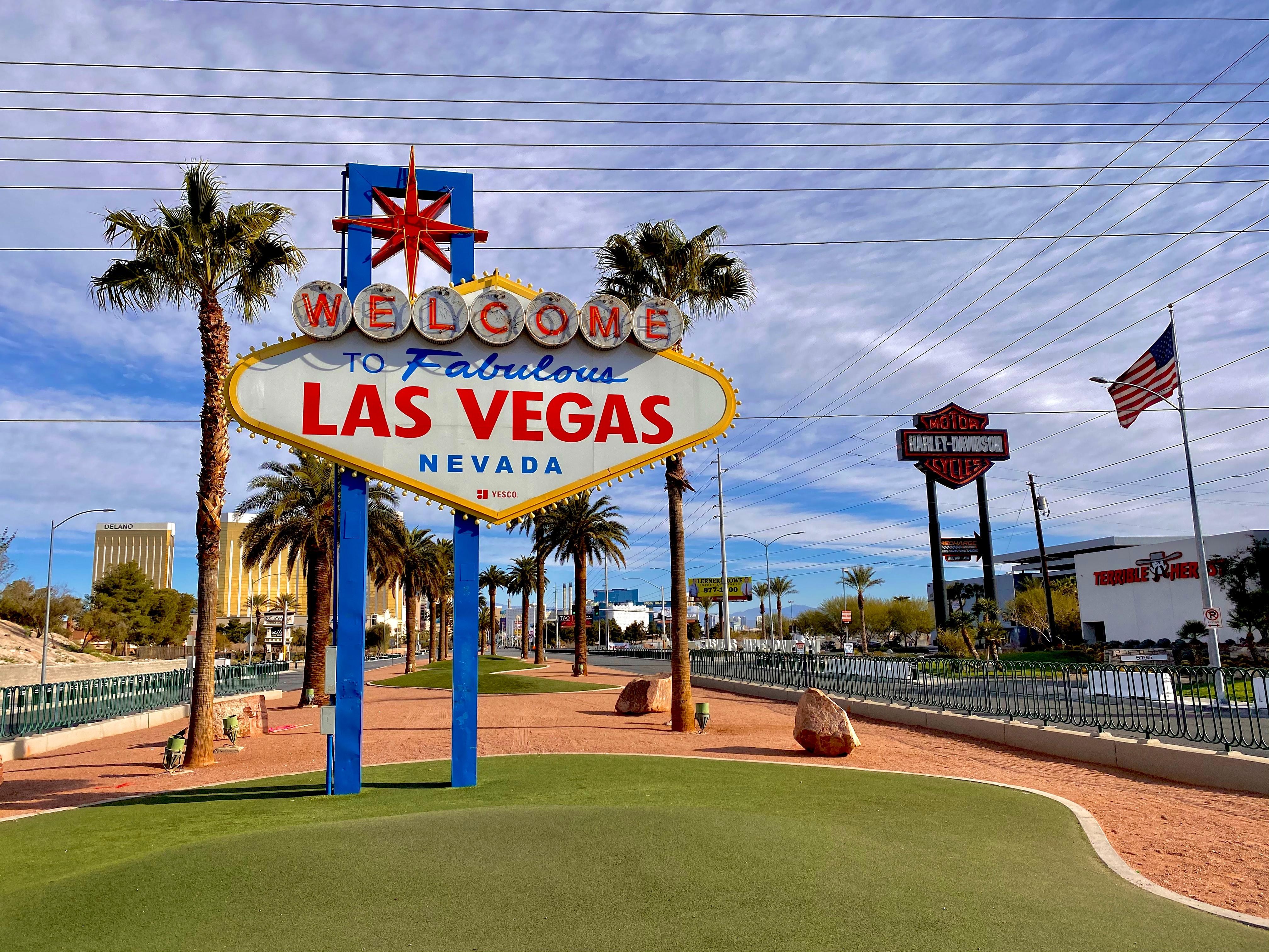 Hero photograph of Las Vegas Airport LAS in Las Vegas NV