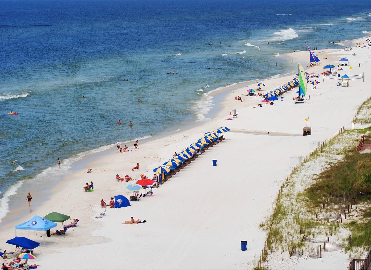 Hero photograph of Northwest Florida Beaches Int. Airport ECP in Panama City Beach FL