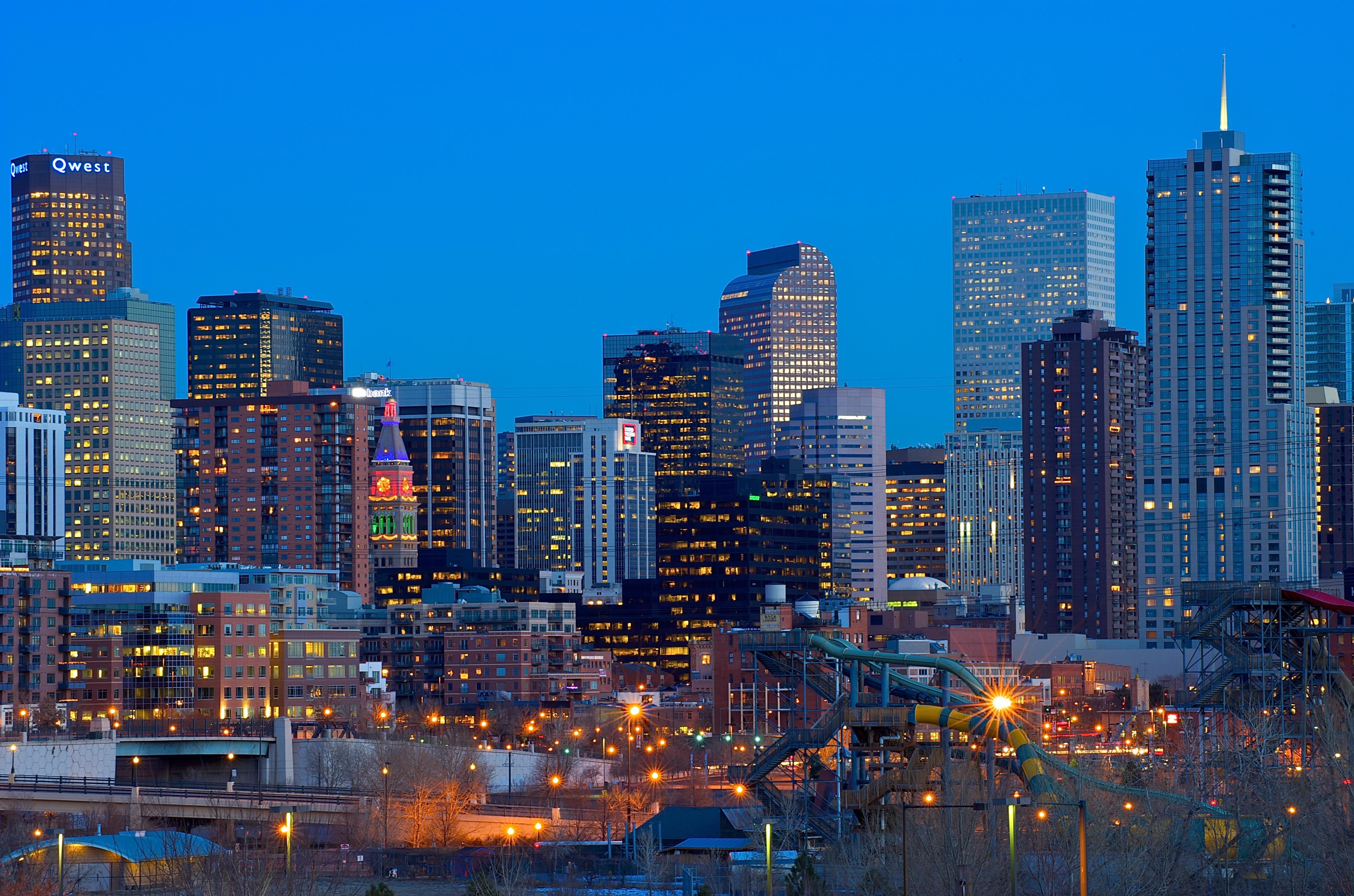 Hero photograph of Denver Int. DEN in Denver CO