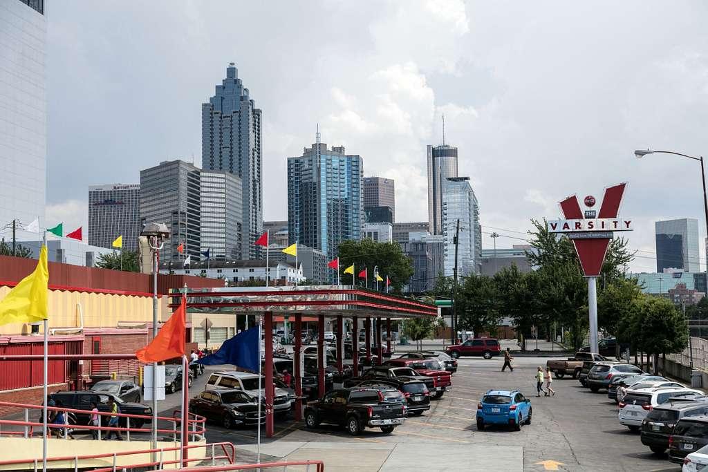 Hero photograph of Atlanta Peachtree Airport PDK in Atlanta GA