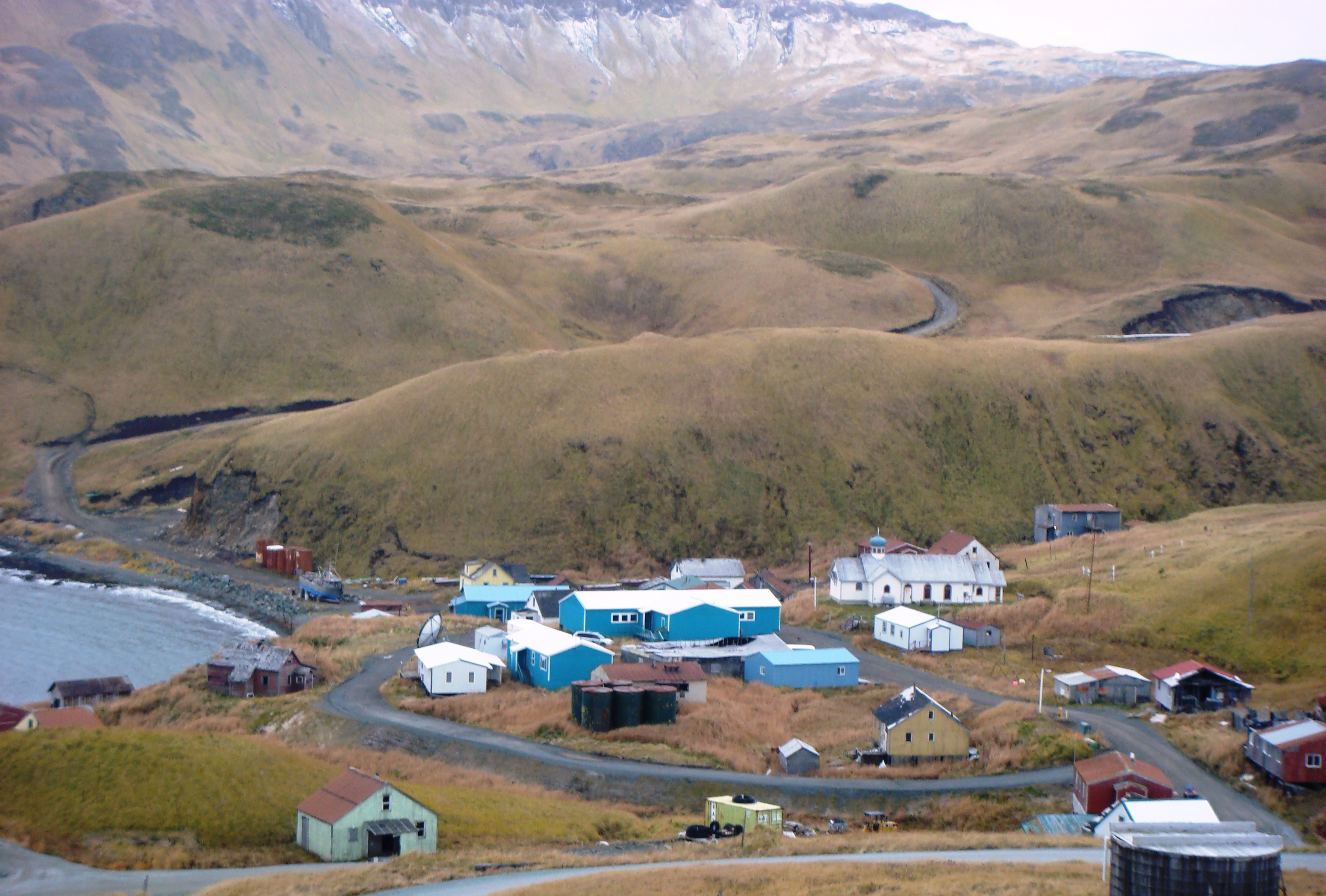 Hero photograph of Atka Airport AKA in Atka AK