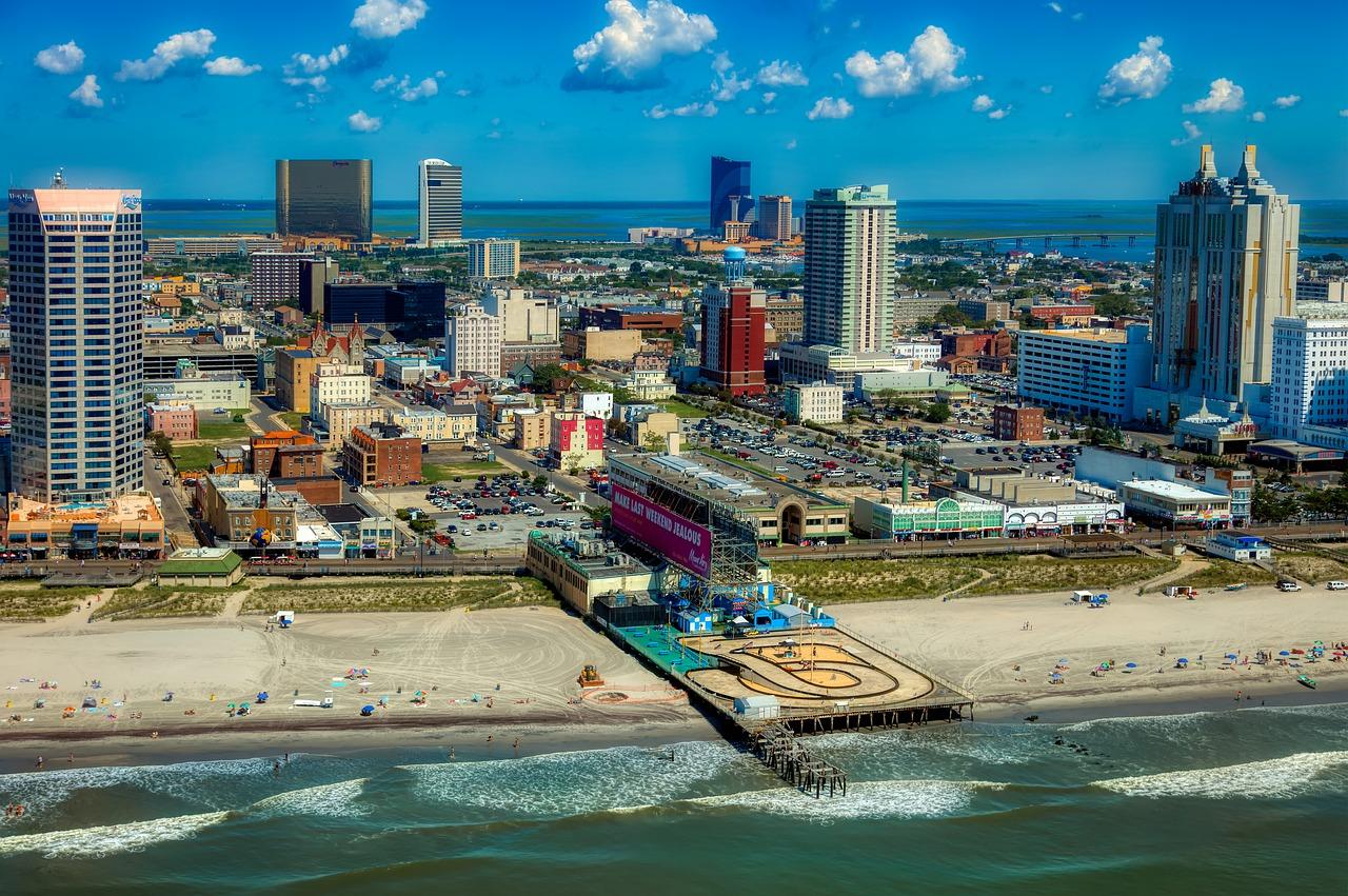 Hero photograph of Atlantic City Int. ACY in Atlantic City NJ
