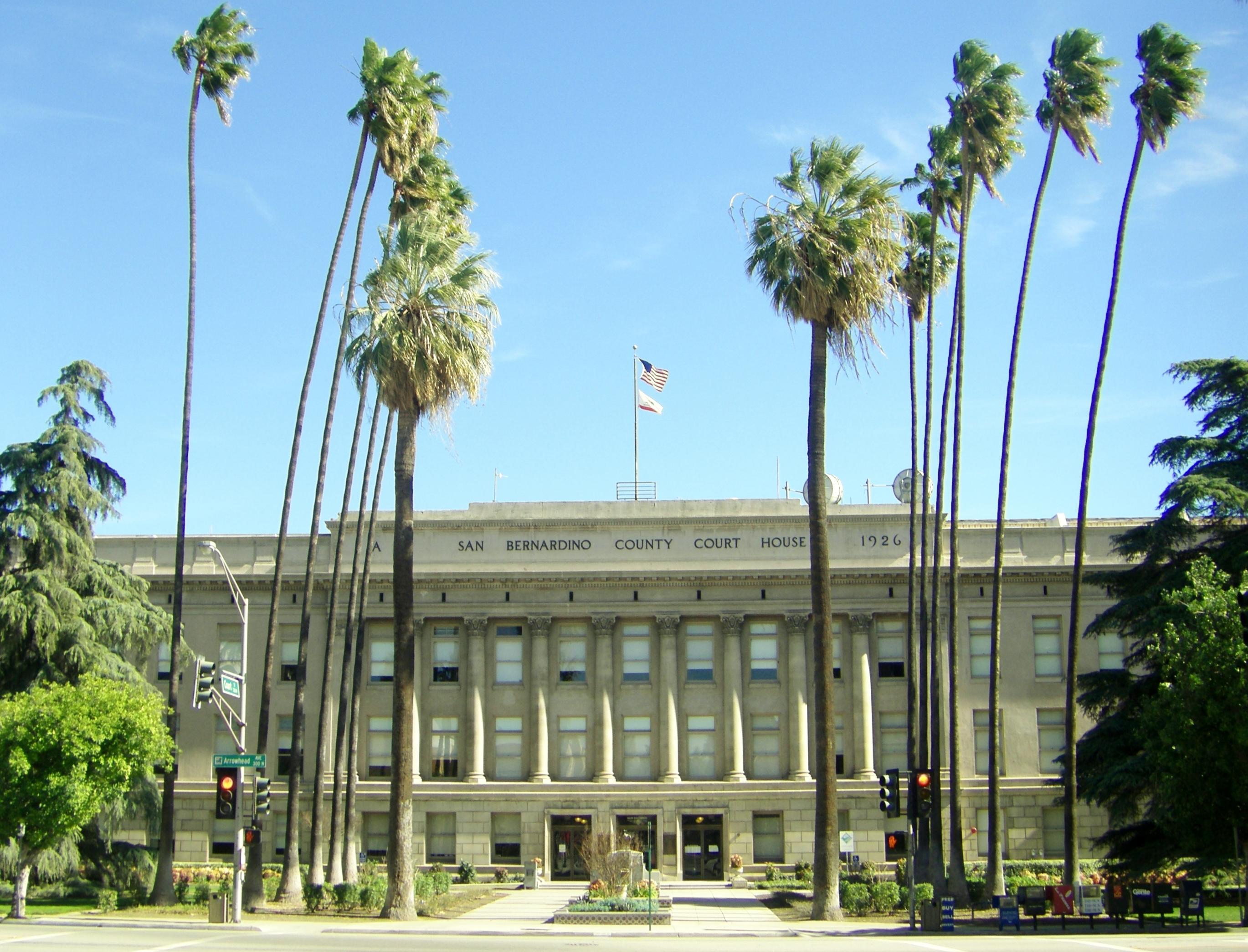 Hero photograph of San Bernardino Int. SBD in San Bernardino CA