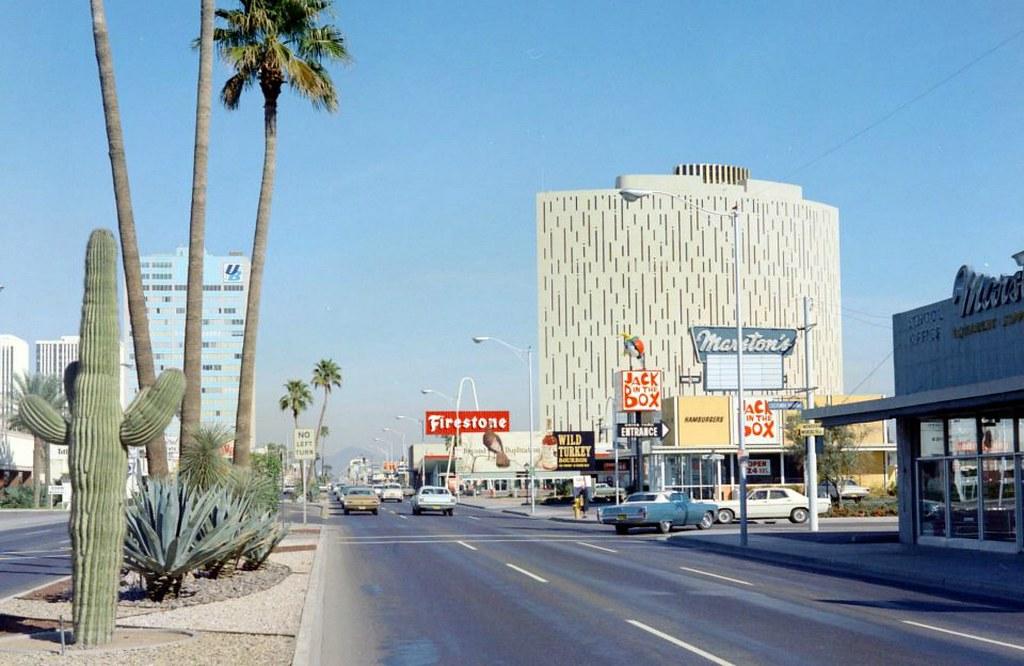 Hero photograph of Phoenix-Mesa Gateway Airport IWA in Phoenix AZ
