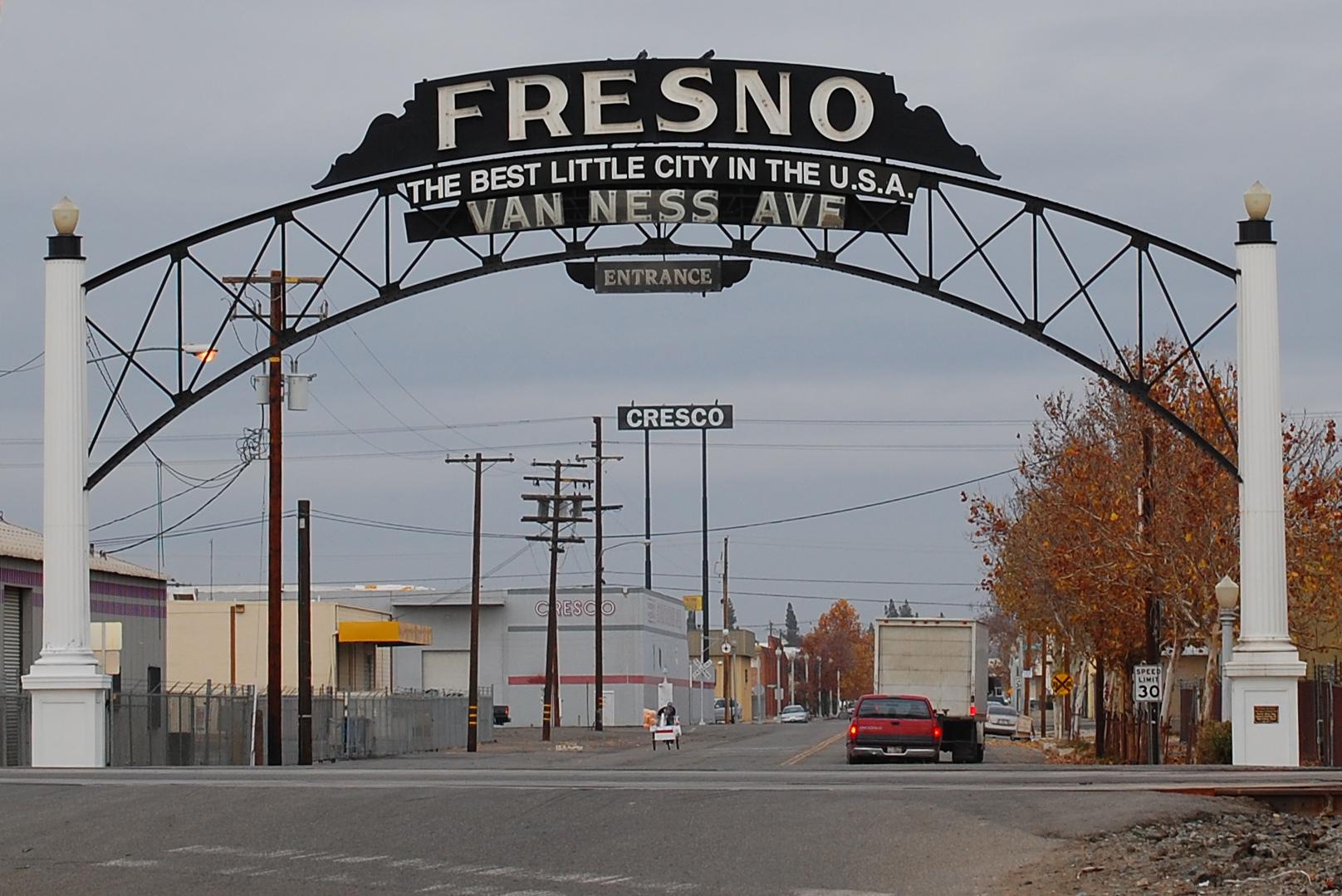 Hero photograph of Fresno Yosemite International Airport FAT in Fresno CA