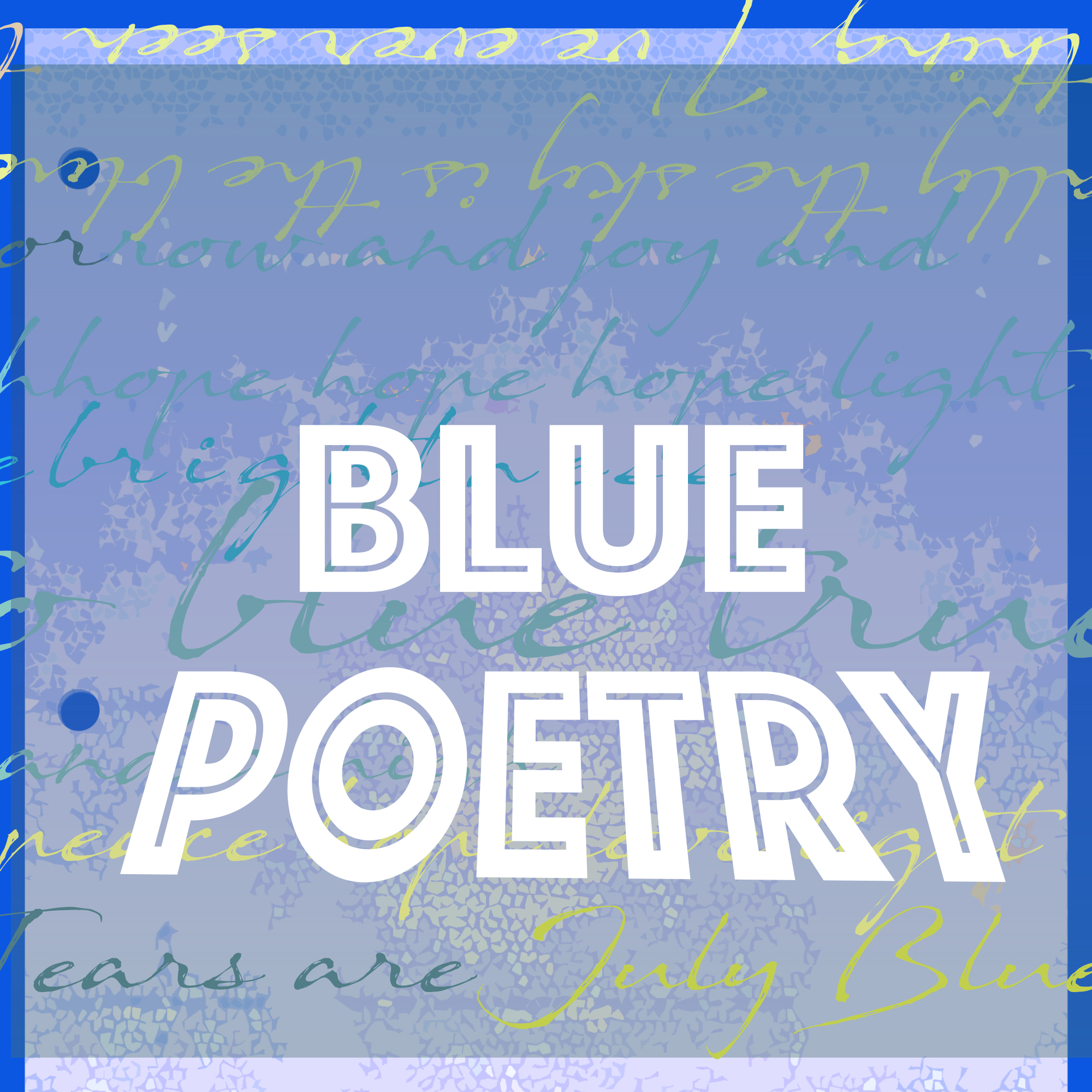 Blue Poetry