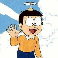 Flying Nobita