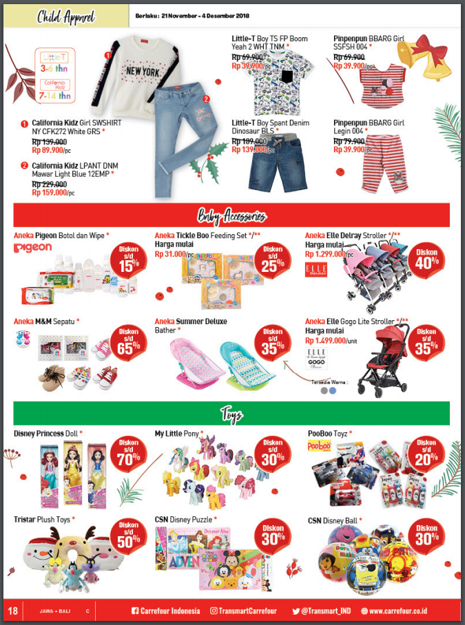 katalog promo gema natal transmart carrefour
