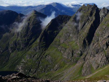An Teallach, one of Scotlands finest mountainss