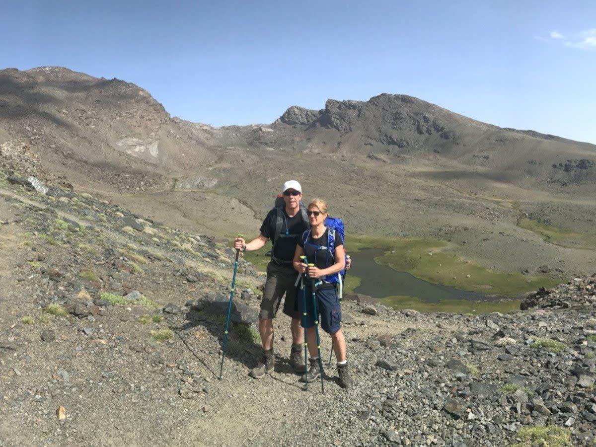 Sierra Nevada estival