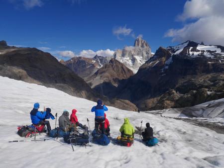 Patagonian Icecap - Mt Fitzroy