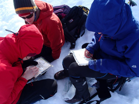 Winter Navigation courses in the Cairngorms