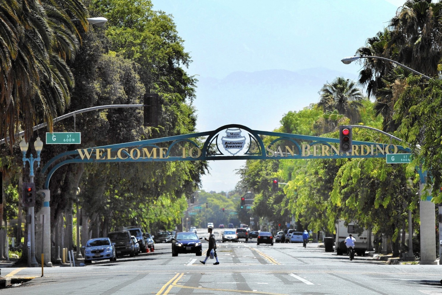 San Bernadino County