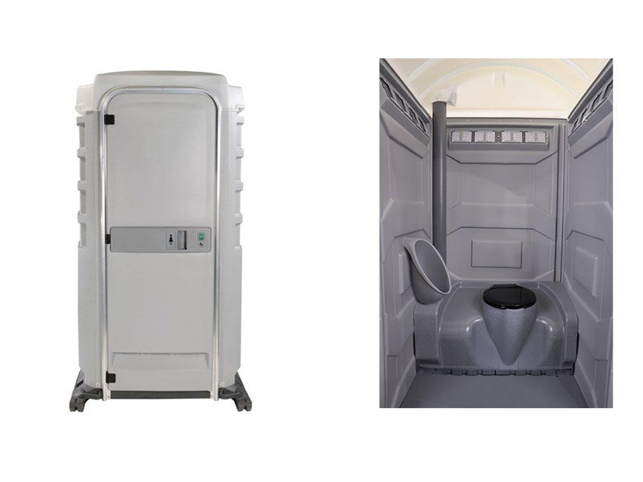 Flushing Portable Restroom