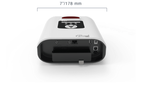 FX ONE standard printer front view