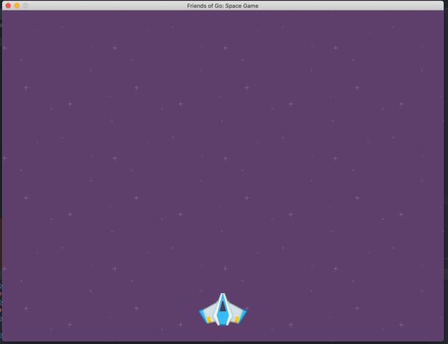 nave en el espacio