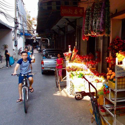 Bangkok Local-Street-Market