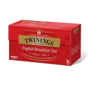 Chá English Breakfast Twinings Saquetas