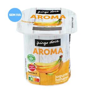 Iogurte de Banana Pingo Doce (min. 4 un)