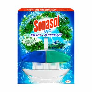 Bloco Sanitário Sonasol Duo Activo Pinho