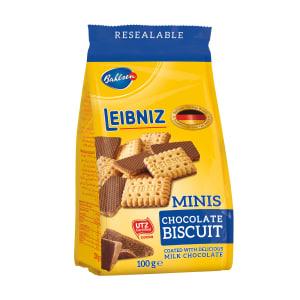 Bolachas Mini Leibniz Chocolate Bahlsen