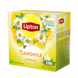 Chá Camomila Lipton Saquetas