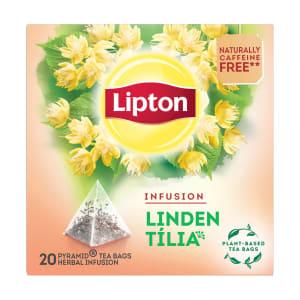 Chá Tília Lipton Saquetas