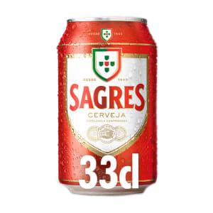 Cerveja com Álcool Sagres