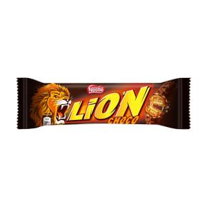 Snack de Chocolate de Leite Nestlé Lion